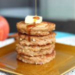 Sugar-Free Apple Dumpling Pancakes