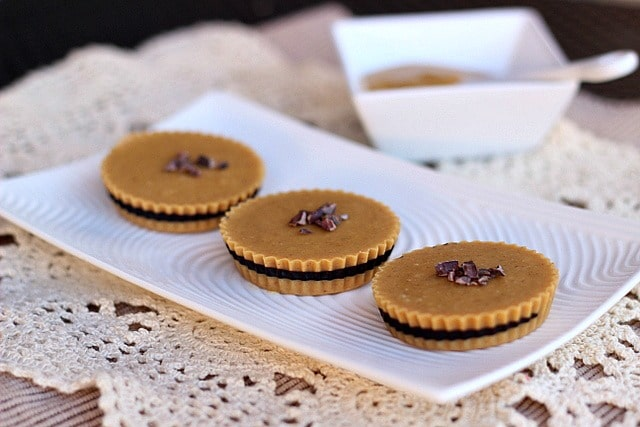 Inside Out Peanut Butter Cups - Oatmeal with a Fork