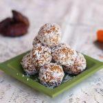 Low Carb Carrot Sno-Balls