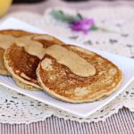 Grain-Free, Egg-Free Protein Pancakes