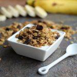 Easy, Healthy Breakfast Granola (Nut-Free, Vegan)