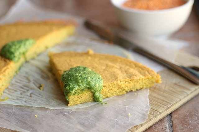5-Ingredient Red Lentil Flatbread (Gluten-Free, Nut-Free)