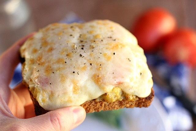 Open-Faced Sardine Melt (AKA My Favorite Pregnancy Sandwich) 2