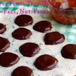 Chickpea Flour Thin Mints (Grain-Free, Nut-Free)