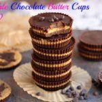 Adaptable Chocolate Butter Cups (Vegan)