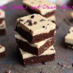 No-Bake Cookies and Cream Bars (Vegan)