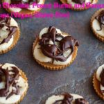 No-Bake Chocolate, Peanut Butter, and Banana Fudge Cups (Vegan, Gluten-Free)
