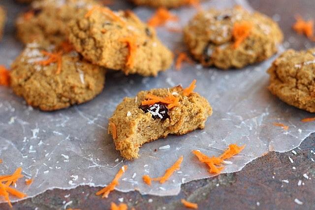 Paleo Carrot Cake Cookies 4