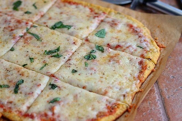 Coconut Flour Pizza Crust (Grain-Free) 4