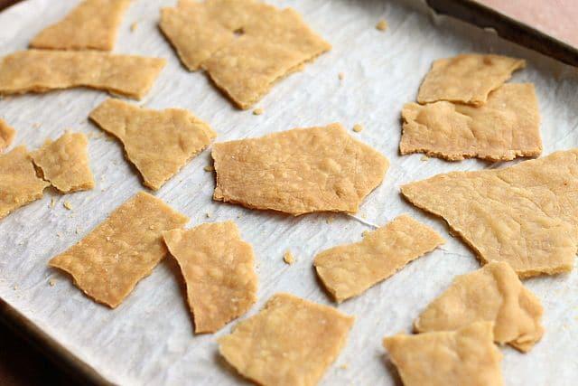 Faux-Artisan Crackers (Gluten-Free) 2
