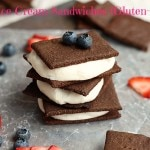 Mock Ice Cream Sandwiches (Gluten-Free)