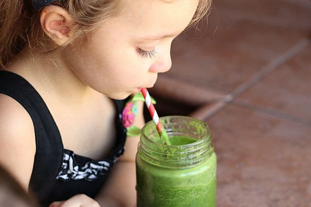 Life-Changing Green Drink--Video 2