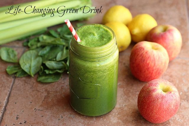 Life-Changing Green Drink--Video