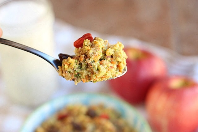 Fruit and Veggie Cold Cereal (Grain-Free) 2