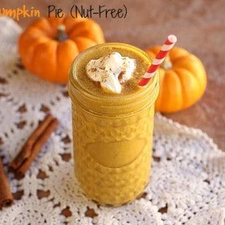 Liquid Pumpkin Pie (Nut-Free)