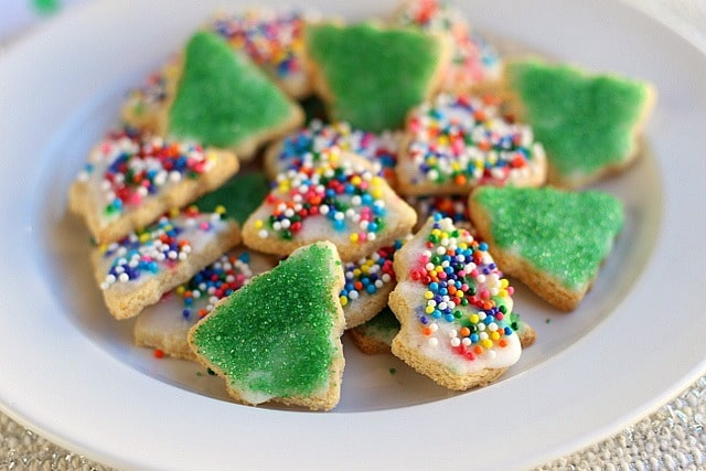 Coconut Flour Cut-Out Christmas Cookies (Nut-Free) 2