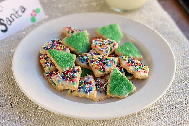 Coconut Flour Cut-Out Christmas Cookies (Nut-Free) 4