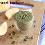 Creamy Pumpkin Seed Butter