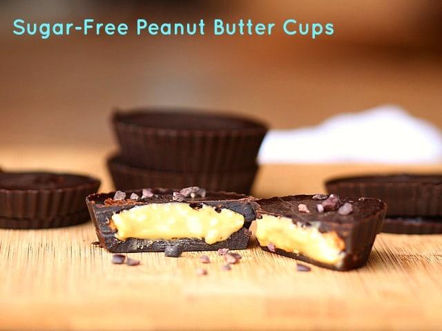 Sugar-Free Peanut Butter Cups 4