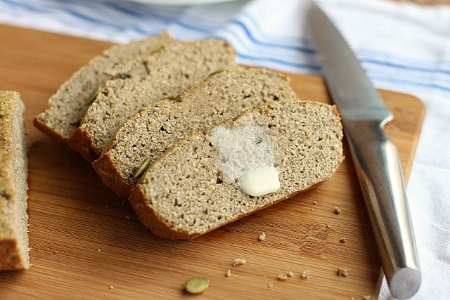 The Gluten-Free Bread My Daughters (Finally) Love! (Sugar-Free, Starch-Free, Gum-Free, Nut-Free) 2