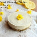 Allergy-Friendly Cheesecake (Nut-Free, Dairy-Free, Soy-Free)