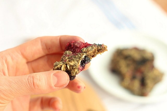 4Rustic Oatmeal Berry Bread (No Added Sugar) 4