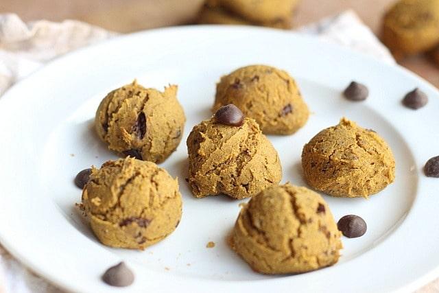 Chewy Pumpkin Spice Cookies 2
