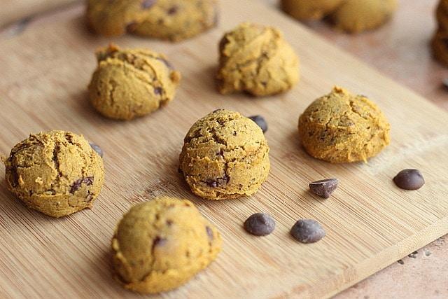 Chewy Pumpkin Spice Cookies 5