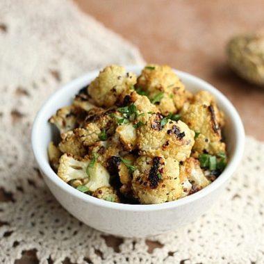 Cauliflower Tots (Vegan, Grain-Free)