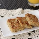 No-Bread Oatmeal French Toast