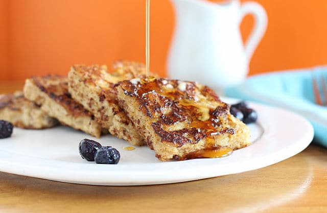Oatmeal French toast recipe without bread