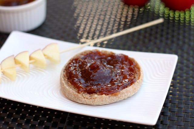 Homemade VEGAN Apple Honey