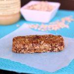 Single Serve Peanut Butter Granola Bar