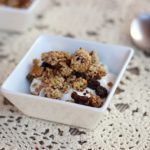 Paleo Honey Almond Pulp Granola