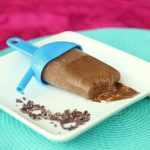 Chocolate Pudding Pops (Vegan, Paleo)