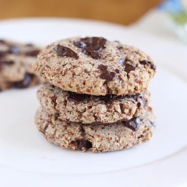 Paleo chocolate chip cookie recipe