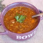 Perfect Lentil Soup (Vegan, Gluten-Free)