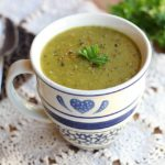 Easy Slow Cooker Split Pea Soup (Vegan)