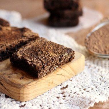 The Best Vegan Black Bean Brownies Ever