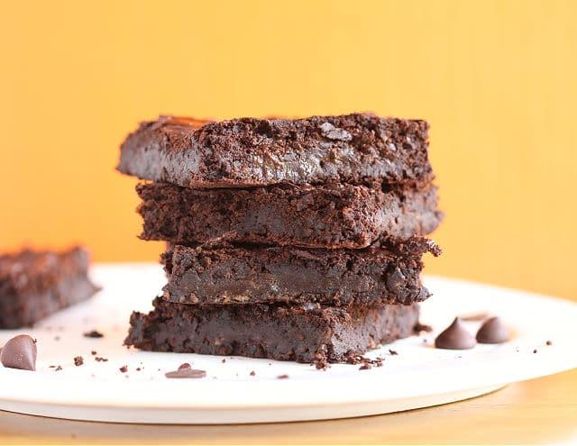 The Best Vegan Black Bean Brownies