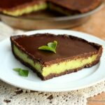 Raw Andes Mint Pie (Vegan, Paleo)
