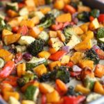 Balsamic Rosemary Roasted Vegetables