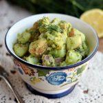 Fresh and Clean Potato Salad (Mayo-Free, Dairy-Free)