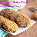 Oatmeal Peanut Butter Cookie Snackers (Gluten-Free)