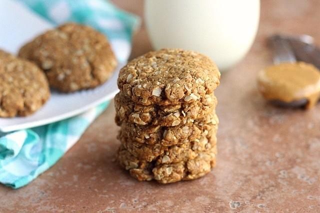 Oatmeal Peanut Butter Cookie Snackers (Gluten-Free) 2