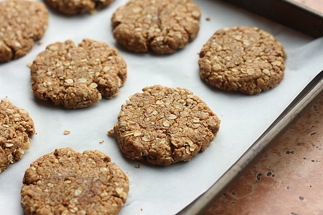 Oatmeal Peanut Butter Cookie Snackers (Gluten-Free) 6