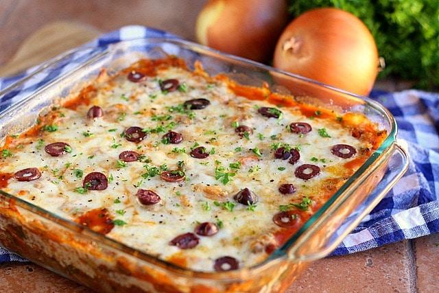 Vegetable-Packed Spaghetti Squash Lasagna (Gluten-Free, Grain-Free) 4