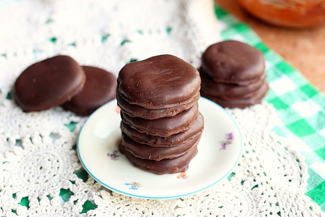 Chickpea Flour Thin Mints (Grain-Free, Nut-Free) 4