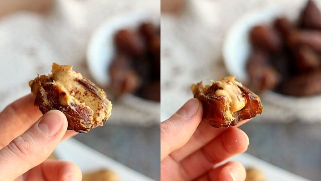Frozen Cinnamon Date Treats (Vegan, Paleo) 2