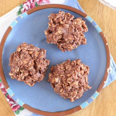 Low sugar chocolate peanut butter cookie recipe